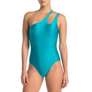 BECCA Women's One-piece Swimsuit 991107 sz Med NWT